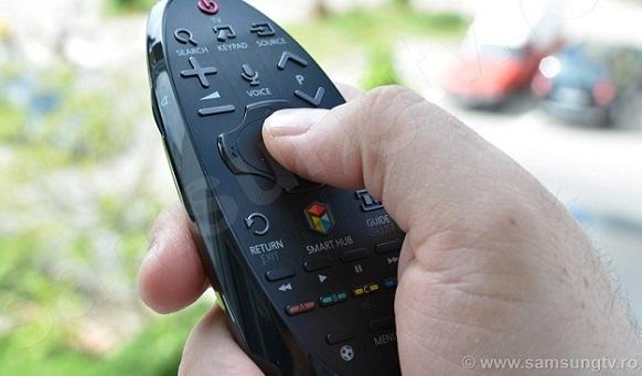 Samsung UE40H6400 H Series New Remote Control Telecomanda cu gesturi