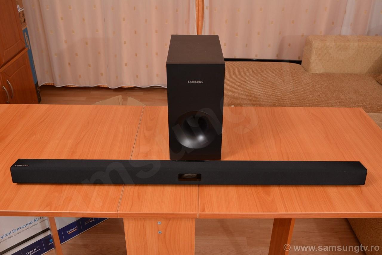Soundbar Samsung HW-F350 Review