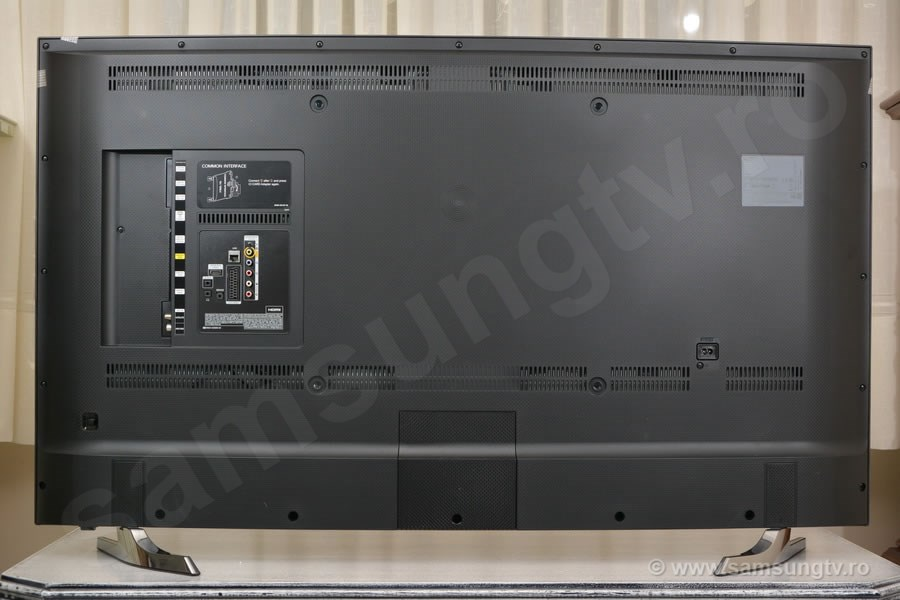 TV Samsung 55HU7100 BACK